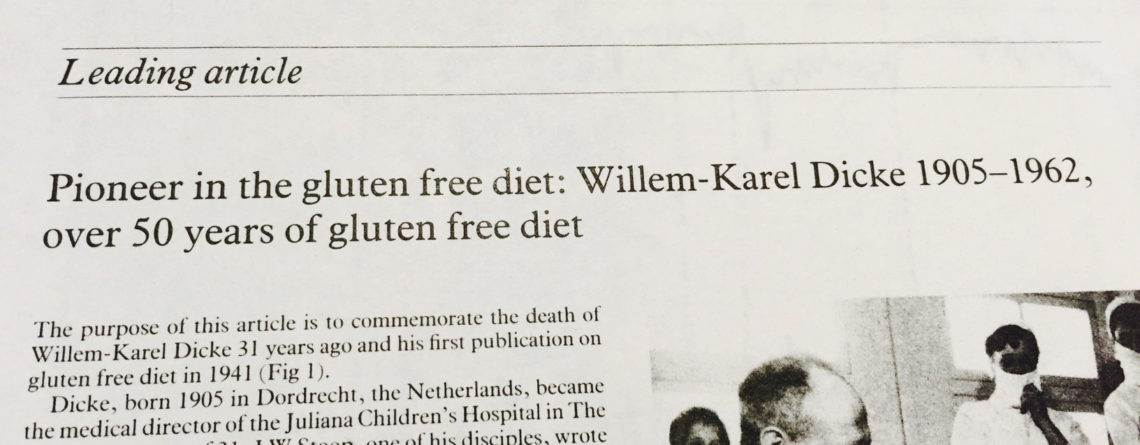 Additional Reading For Celiac Disease History Buffs