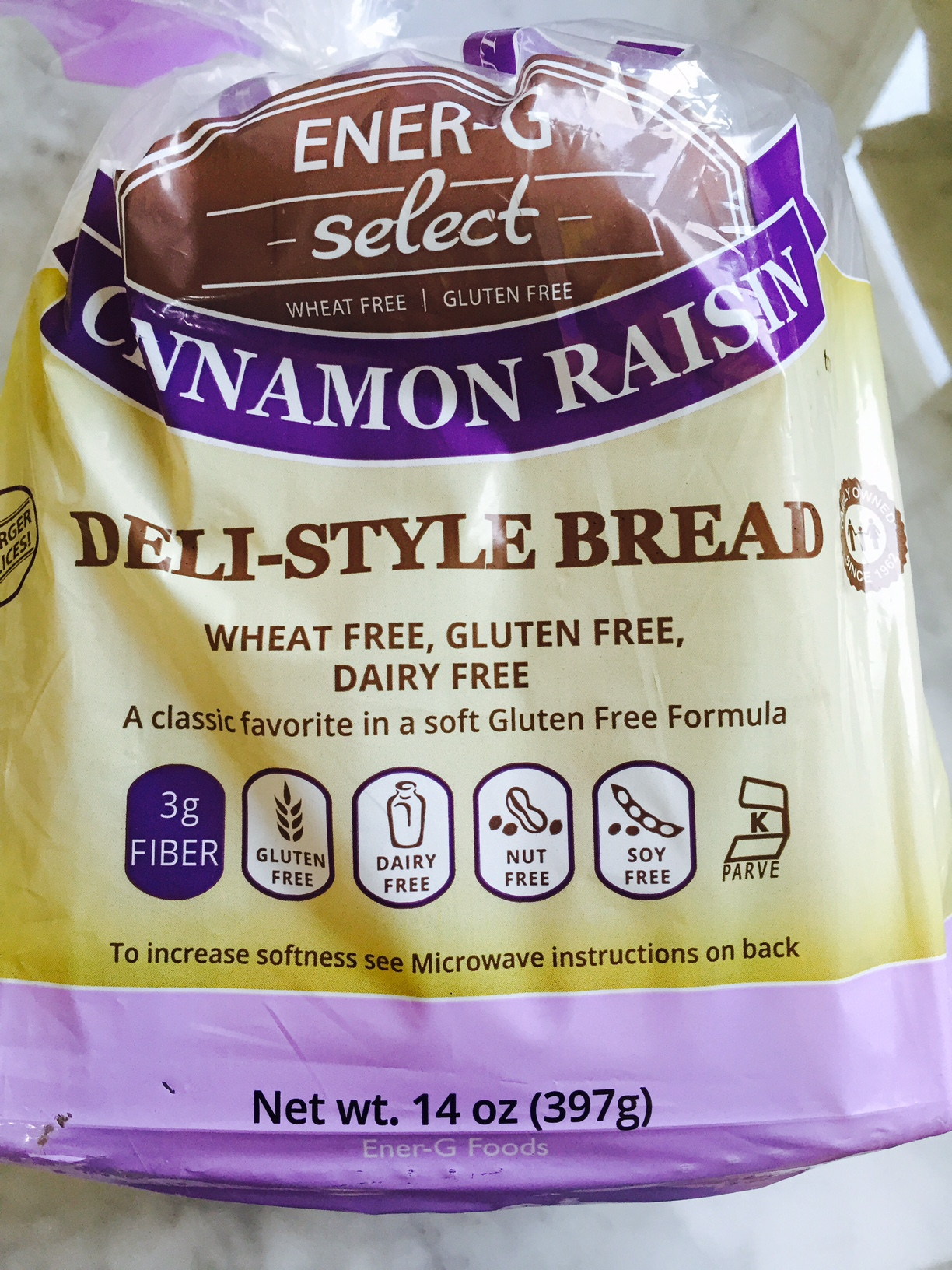 Happy wheat starch isn't used in more gluten-free foods ...