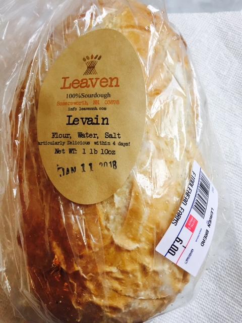 Sourdough Wheat Bread is NOT Safe for Folks with Celiac Disease