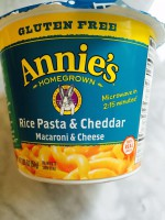 Annie's Gluten-Free Microwaveable Mac & Cheese