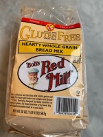 Bob's Red Mill GF Hearty Whole Grain Bread Mix