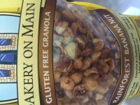 Bakery on Main Gluten-Free Granola