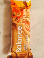 Balance Bar Peanut Butter (Not Labeled GF)