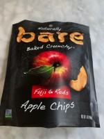 Bare Apple Chips