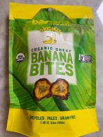 Barnana Original Banana Bites (NOT LABELED GF)