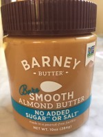 Barney Butter Smooth Almond Butter (Bare)