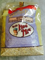 Bob's Red Mill Gluten-Free Quick Cooking Oats