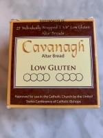 Cavanagh Low Gluten Altar Bread (NOT LABELED GF)