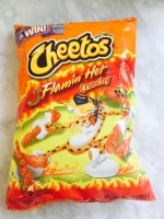 Cheetos (Flamin' Hot Crunchy)