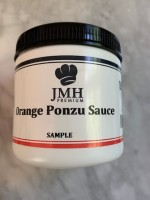 JMH Chef Myron's Orange Ponzu Sauce