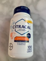 Citracal Petites Calcium (Not Labeled GF)