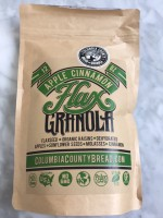 Columbia County Apple Cinnamon Flax Granola