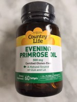 Country Life Evening Primrose Oil