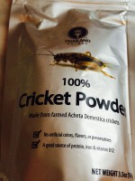 Thailand Unique Cricket Powder (Not Labeled GF)