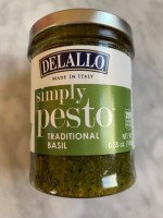 Delallo Simply Pesto (Not Labeled GF)