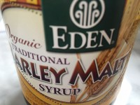 Eden Foods Barley Malt Syrup (Not Labeled GF)