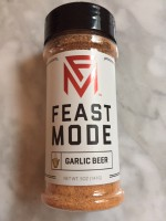 Feast Mode Garlic Beer Seasoning