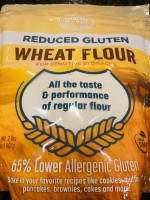 Good Wheat Reduced Gluten Wheat Flour