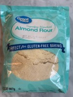 Great Value Superfine Almond Flour-Not Labeled GF
