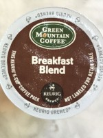Green Mountain Coffee (Keurig) (NOT LABELED GF)
