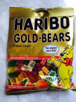 Haribo Gold Bears (Not Labeled GF)
