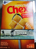 Honey Nut Chex