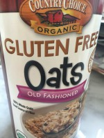 Country Choice Gluten Free Organic Oats