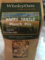 Wholey Oats Happy Trails Munch Mix Granola