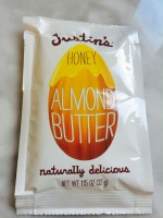 Justin's Honey Almond Butter (single serving)