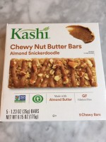 Kashi Chewy Nut Butter Bars (Almond Snickerdoodle)