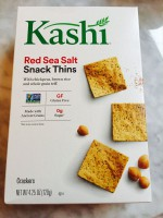 Kashi Red Sea Salt Snack Thins