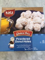 Katz Gluten-Free Powdered Donut Holes