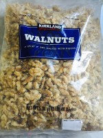Kirkland Signature Walnuts (Not Labeled GF)