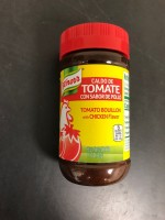 Knorr Tomato Chicken Bouillon (Not Labeled GF)