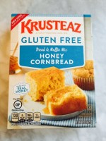 Krusteaz Gluten Free Honey Cornbread Mix