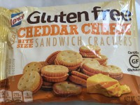Lance Gluten-Free Cheddar Cheese Sandwich Crackers