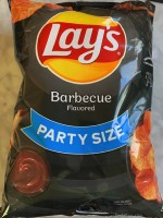 Lay's Barbecue Potato Chips (Not Labeled GF)