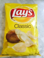 Lay's Classic Potato Chips (2018)