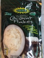 Let's Do Organic Coconut Flakes