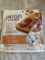 Lorissa's Kitchen Ginger Teriyaki Chicken Cuts