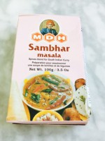 MDH Sambhar Masala (Not Labeled GF)
