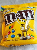 Peanut M&Ms (Not Labeled GF)