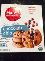 Mary's Gone Crackers Chocolate Chip Cookies