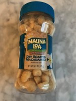Mauna Loa Dry Roasted Macadamias (NOT LABELED GF)