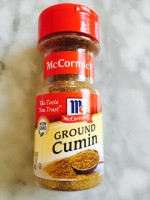 McCormick Ground Cumin (Not Labeled GF)