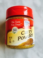 McCormick Curry Powder (Not Labeled GF)