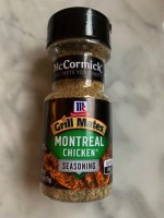 McCormick Grill Mates Seasoning Montreal Chicken
