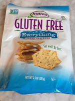 Milton's Gluten Free Everything Crackers