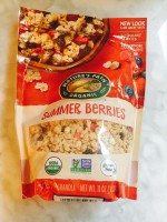 Nature's Path Summer Berries Granola
