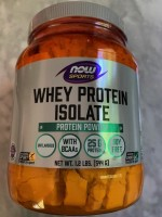 Now Foods Whey Protein Isolate (Not Labeled GF)